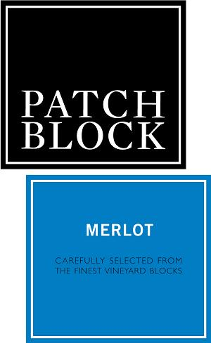Patch Block Merlot 2010 750ML - 9927030710