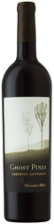 Ghost Pines Cabernet Sauvignon Winemakers Blend Sonoma/Napa/Lake Counties 2011 750ML