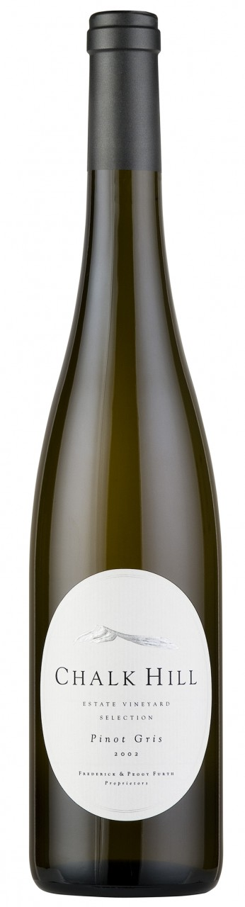 Chalk Hill Estate Pinot Gris Sonoma 2001 750ML