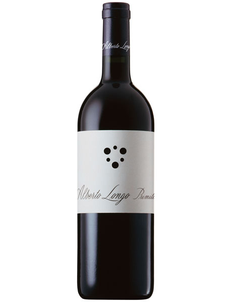 Alberto Longo Primitivo Puglia 2012 750ML Bottle
