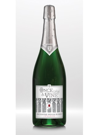 Once Upon A Vine, Enchanted Woods Bubbly 750ML