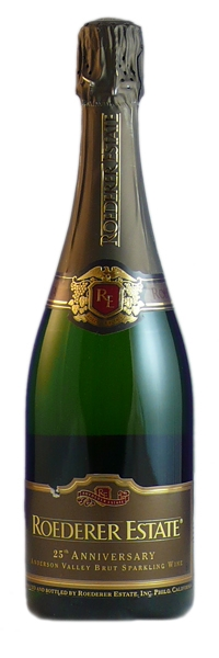 Roederer Estate Brut NV Anderson Valley 750ML