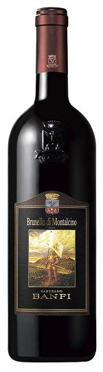 Castello Banfi Brunello di Montalcino 750ML Bottle