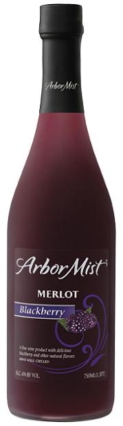 Arbor Mist Blackberry Merlot NV 750ML