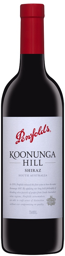 Penfolds Koonunga Hill Shiraz South Australia 2012 750ML