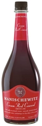 Manischewitz Cream Concord Red 750ML