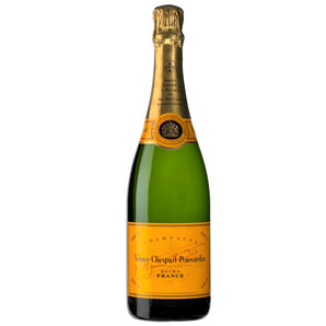 Veuve Clicquot Brut Yellow Label NV 375ML Half Bottle