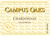 Campus Oaks Chardonnay Collegeville 2008 750ML