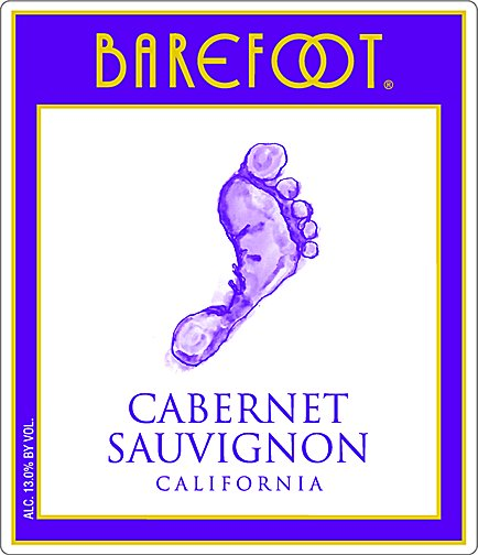 Barefoot Cellars Cabernet Sauvignon NV 750ML - 982112241