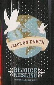 Shoreacre Peace on Earth Rejoice Riesling 750ML - 9100507