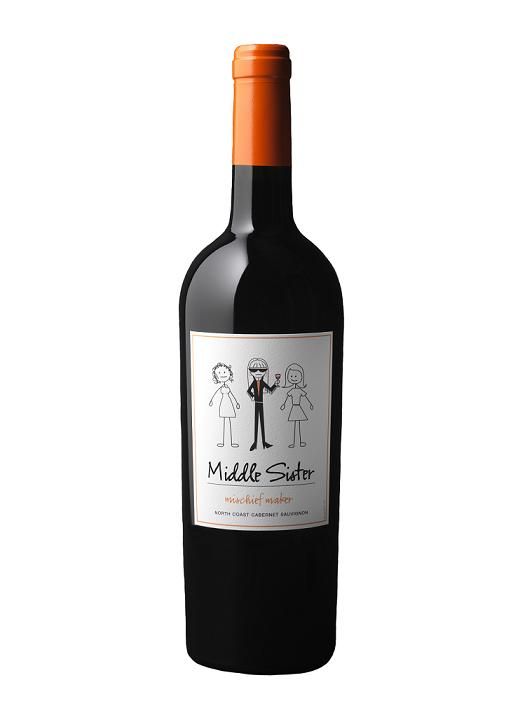 Middle Sister Mischief Maker Cabernet Sauvignon NV 750ML