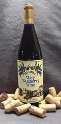 Arbor Hill Grapery Mrs. Brahms Very Blueberry Finger Lakes NV 750ML