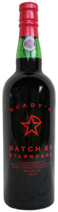 Quady Batch 88 Starboard Red Blend NV 750ML