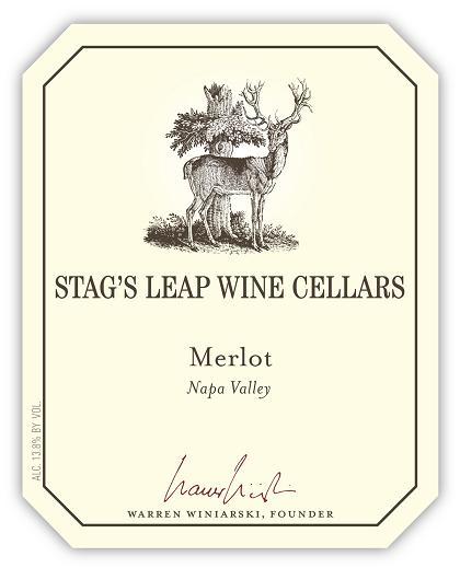 Stag S Leap Wine Cellars Stag S Leap Wine Cellars Merlot