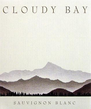 Cloudy Bay Sauvignon Blanc Marlborough 2014 750ML Label