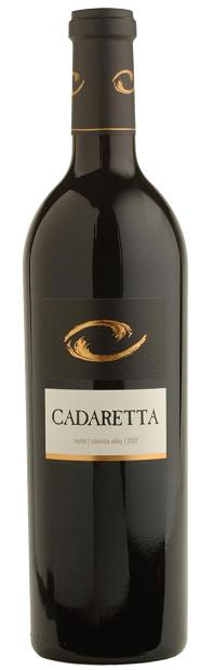 Cadaretta Merlot Columbia Valley 2007 750ML