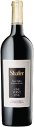 Shafer Vineyards One Point Five Cabernet Sauvignon Napa Valley Stags Leap District 2011 750ML
