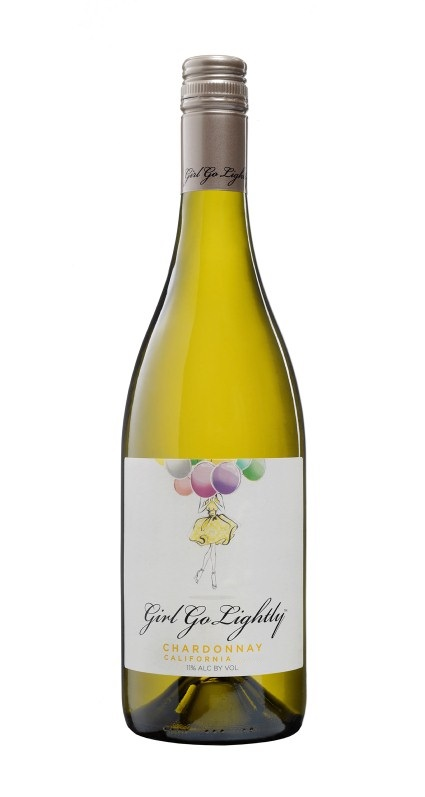 Girl Go Lightly Chardonnay 2012 750ML