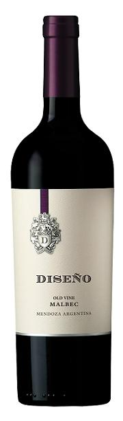 Diseno Old Vine Malbec Mendoza 2013 750ML Bottle