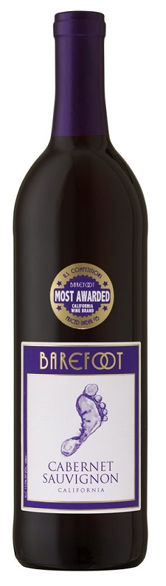 Barefoot Cellars Cabernet Sauvignon NV 750ML