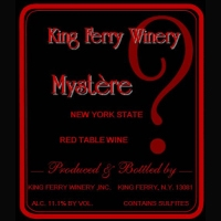 King Ferry Winery Mystere Finger Lakes NV 750ML