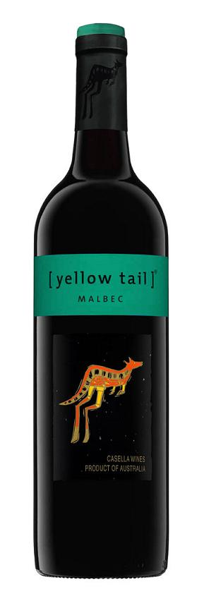 Yellow Tail Malbec South Eastern Australia NV 750ML