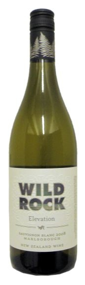 Wild Rock Elevation Sauvignon Blanc Marlborough 2010 750ML