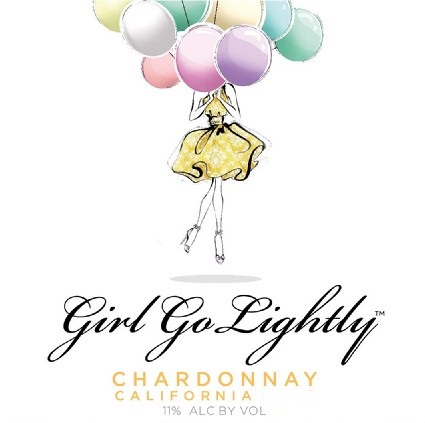 Girl Go Lightly Chardonnay 2012 750ML - 989159348