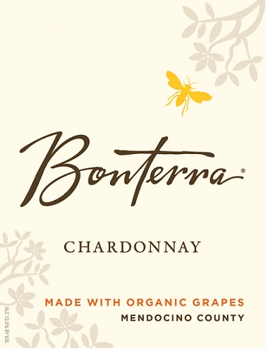 Bonterra Vineyards Chardonnay Mendocino County 2012 750ML - 98103484212