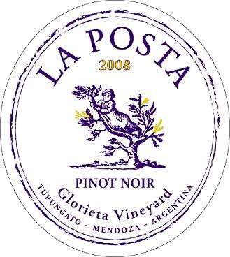 La Posta Del Vinatero La Posta Del Vinatero Pinot Noir