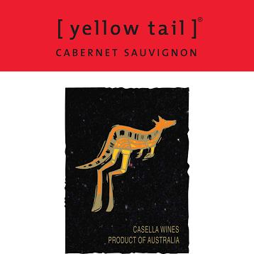 Yellow Tail Cabernet Sauvignon South Eastern Australia 750ML - 999406NV