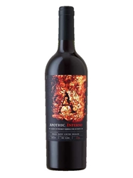 Apothic Inferno Aged in Whiskey Barrels 2016 750ML Bottle