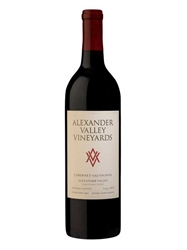Alexander Valley Vineyards Cabernet Sauvignon Alexander Valley 2017 750ML Bottle