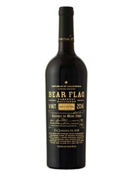 Bear Flag Cabernet Sauvignon Sonoma County 2016 750ML Bottle