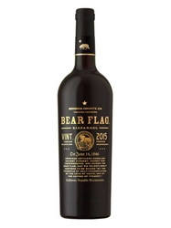 Bear Flag Zinfandel Sonoma County 2015 750ML Bottle