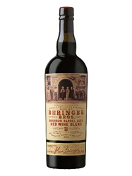 Beringer Bros. Bourbon Barrel Aged Red Wine Blend 2016 750ML Bottle