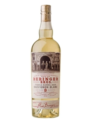 Beringer Bros. Tequila Barrel Aged Sauvignon Blanc 2017 750ML Bottle