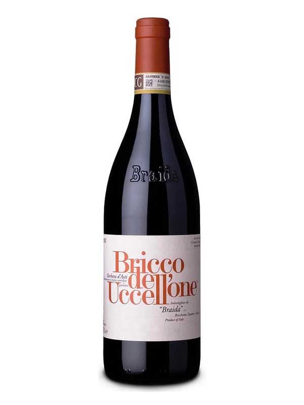 Braida Bricco dell'Uccellone Barbera d'Asti 750ML Bottle