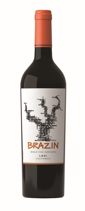 Brazin Old Vine Zinfandel Lodi 2012 750ML Bottle