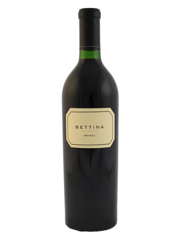 Bryant Family Vineyard Propietary Red Bettina Napa Valley 750ML Bottle