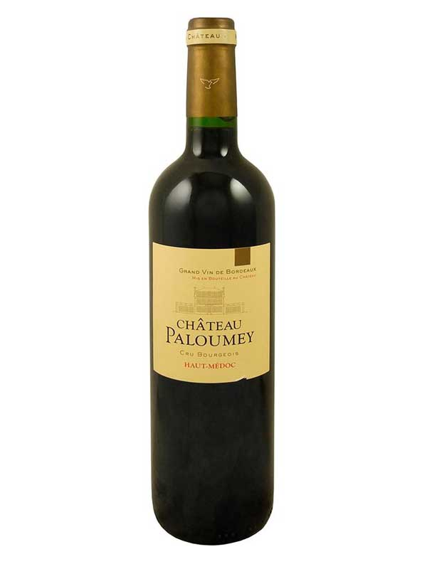 Chateau Paloumey Cru Bourgois Haut-Medoc Bordeaux 750ML Bottle