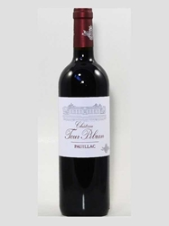 Chateau Tour Pibran Pauillac 2011 750ML Bottle