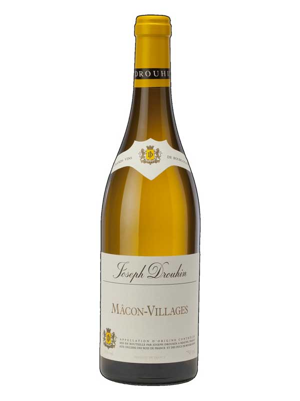 Joseph Drouhin Macon-Villages Blanc 750ML Bottle