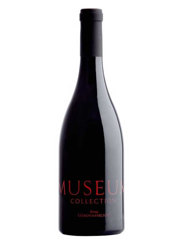 Estate Gerovassiliou Museum Collection Red Epanomi 750ML Bottle