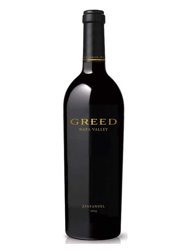 Michael David Winery Greed Zinfandel Napa Valley 750ML Bottle