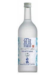 Hakutsuru Draft Sake 720ML Bottle