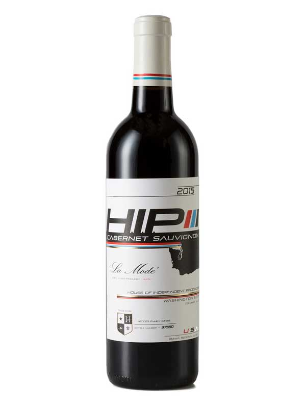 Hedges The House of Independent Producers (H.I.P.) Cabernet Sauvignon La Mode Columbia Valley 750ML Bottle