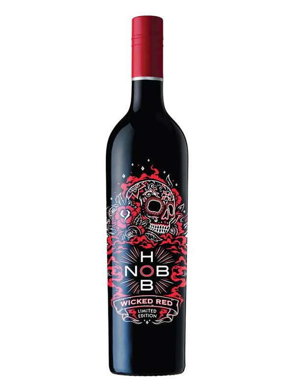 Hob Nob Wicked Red 750ML Bottle