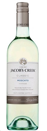 Jacob's Creek Classic Moscato South Eastern Australia 2014 750ML Bottle