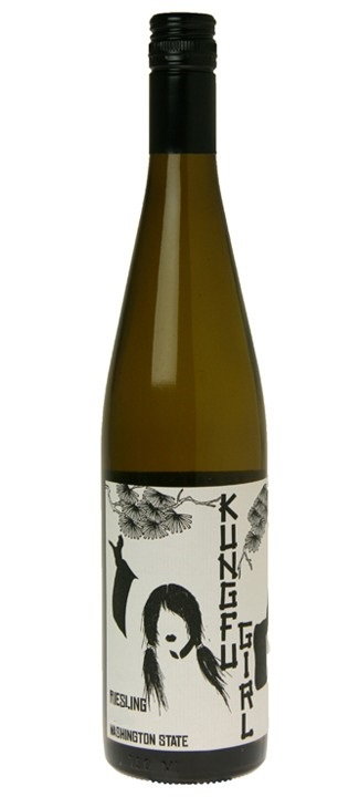 Charles Smith Wines Kung Fu Girl Riesling Columbia Valley 2014 750ML Bottle
